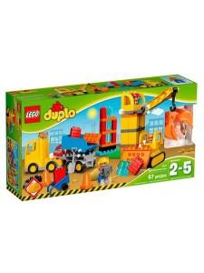 LEGO 10813 Duplo Большая стройплощадка