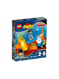 LEGO Duplo Космические приключения Майлза 10824