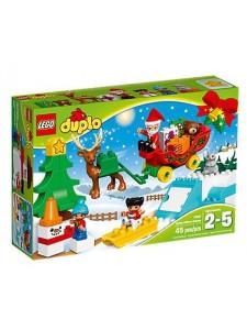 LEGO Duplo Новый год 10837