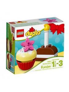 LEGO Duplo Мои первые пирожные 10850
