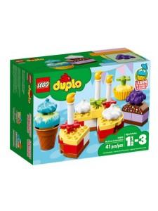 LEGO Duplo Мой первый праздник 10862