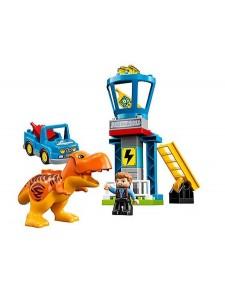 LEGO 10880 Duplo Башня Ти-Рекса