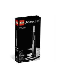 LEGO Architecture Уиллис Тауэр Набор 21000
