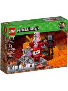 Лего 21139 Бой в подземелье Lego Minecraft