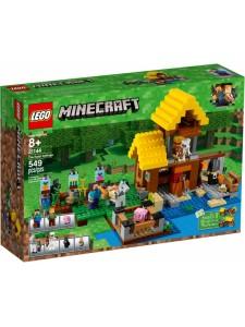 Лего 21144 Фермерский коттедж Lego Minecraft