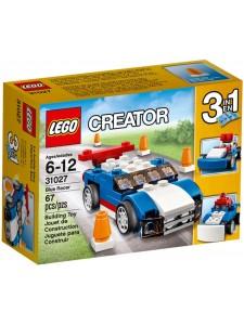 Лего 31027 Синий гоночный автомобиль Lego Creator