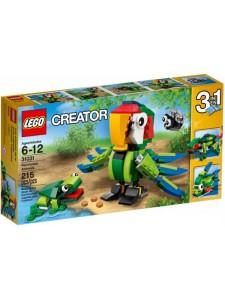 Лего 31031 Животные Джунглей Lego Creator