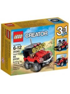 Лего 31040 Гонки в пустыне Lego Creator