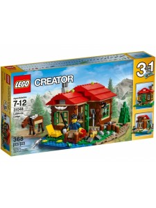 Лего 31048 Домик на берегу озера Lego Creator