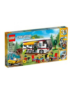 LEGO Creator Кемпинг 31052