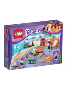 Лего 41099 Скейт-парк Lego Friends