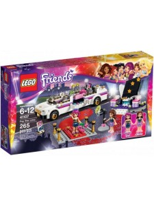 Лего 41107 Лимузин Звезды Lego Friends