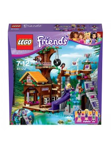 LEGO Friends Спортивный лагерь: дом на дереве 41122