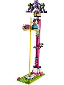 LEGO Friends Парк развлечений: американские горки 41130