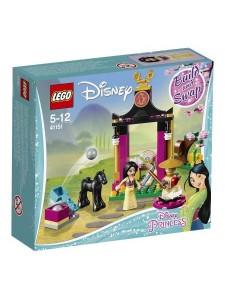 Лего 41151 Учебный день Мулан Disney Princess