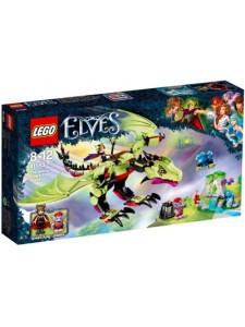 Лего 41183 Дракон Короля Гоблинов Lego Elves