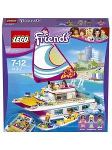 LEGO Friends Катамаран Саншайн 41317