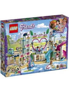 Лего 41347 Курорт Хартлейк-Сити Lego Friends