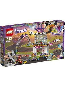 Лего 41352 Большая гонка Lego Friends
