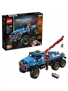 LEGO Technic Аварийный внедорожник 6х6 42070