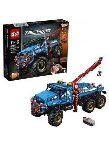 LEGO Technic Аварийный внедорожник 6х6 Лего Техник 42070