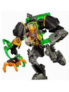Лего 44019 Робот-истребитель Рока Lego Hero Factory