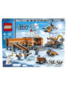 LEGO City Арктическая база 60036