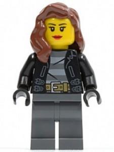Лего 60042 Погоня за Воришками-Байкерами Lego Chima