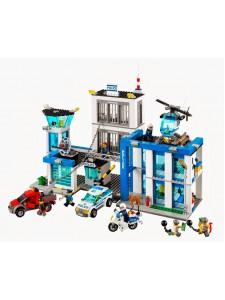LEGO City Полицейский участок 60047