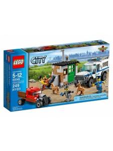 Лего 60048 Полицейский отряд с собакой Lego Chima