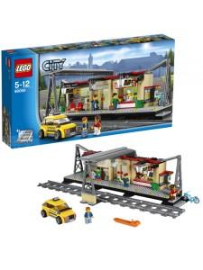 LEGO City Лего Сити Железнодорожная станция 60050
