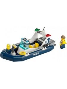 Лего 60069 Участок новой лесной полиции Lego City