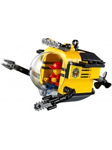 Лего 60096 Глубоководная база Lego City