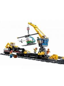 LEGO City Большегрузный поезд 60098