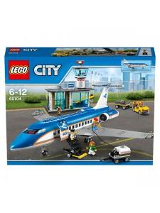LEGO City Пассажирский терминал аэропорта 60104