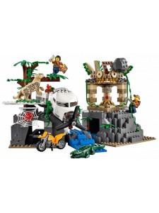 LEGO City База исследователей джунглей 60161