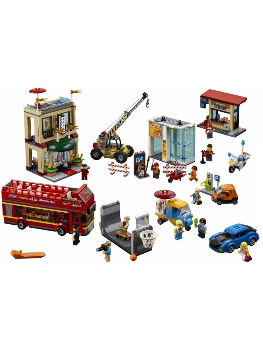 лего 60200 столица Lego City купить в минске