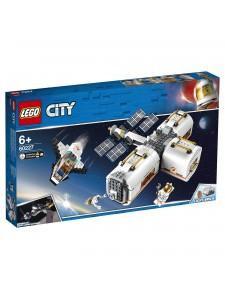 Лего Лунная космическая станция Lego City 60227