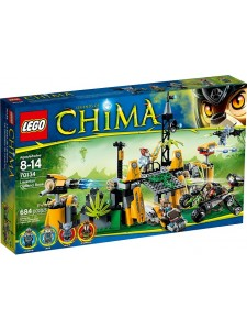 Лего 70134 База Лавертуса Lego Chima