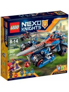 Лего 70315 Устрашающий Разрушитель Клэя Lego Nexo Knights