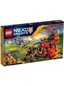 Лего 70316 Джестро-мобиль Lego Nexo Knights