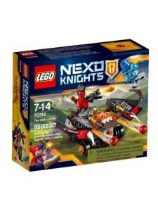 Лего 70318 Шаровая ракета Lego Nexo Knights