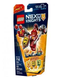Лего 70331 Мэйси Абсолютная сила Lego Nexo Knights