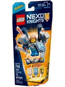 Лего 70333 Робин Абсолютная сила Lego Nexo Knights