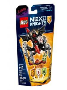 Лего 70335 Лавария Абсолютная сила Lego Nexo Knights