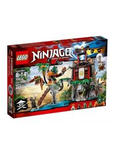 Лего 70604 Остров тигриных вдов Lego Ninjago