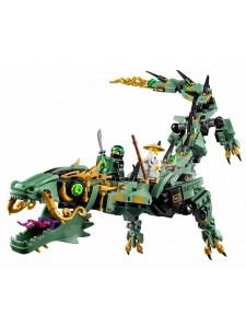 LEGO Ninjago Механический Дракон Зелёного Ниндзя 70612