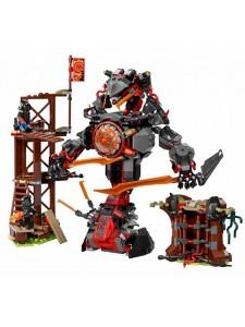 LEGO Ninjago Железные удары судьбы 70626