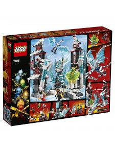 Лего Замок проклятого императора Lego Ninjago 70678