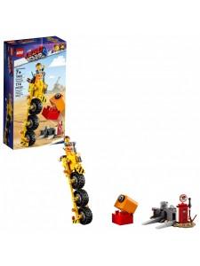 Лего 70823 Трехколёсный велосипед Эммета! Lego Movie